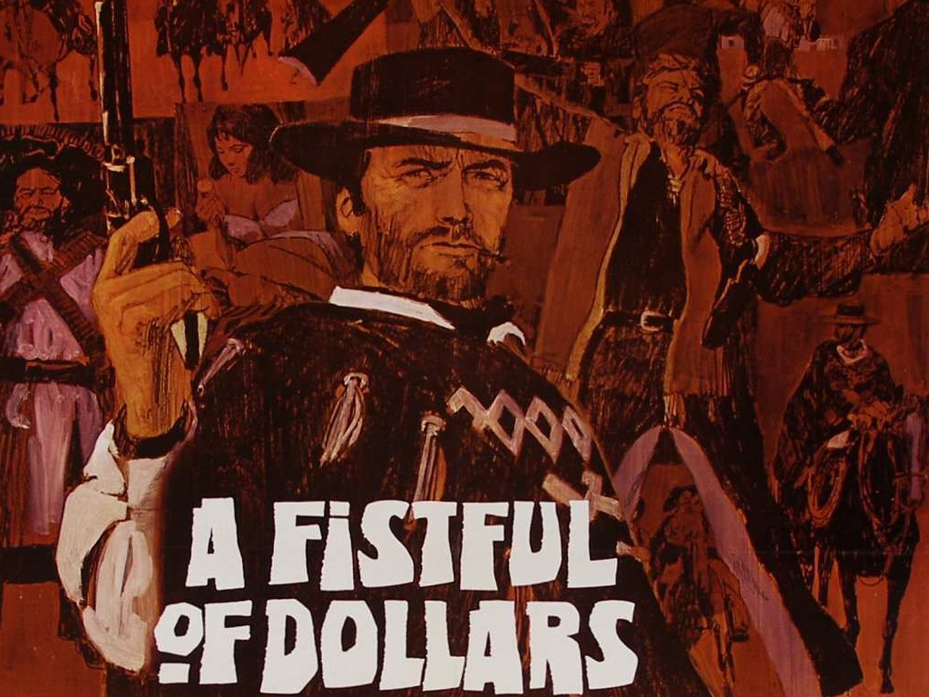 A fistful of dollars trilogy